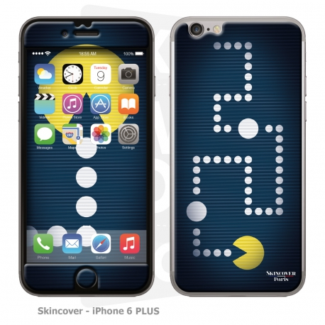 Skincover® iPhone 6/6S Plus - Arcade