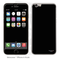 Skincover® iPhone 6/6S Plus - Black