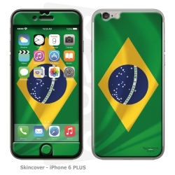 Skincover® iPhone 6/6S Plus - Brazil