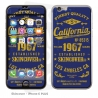 Skincover® iPhone 6/6S Plus - California