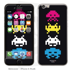 Skincover® iPhone 6/6S Plus - Invader