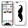 Skincover® iPhone 6/6S Plus - Moustache B&W