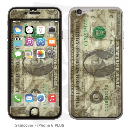 Skincover® iPhone 6/6S Plus - One Dolls