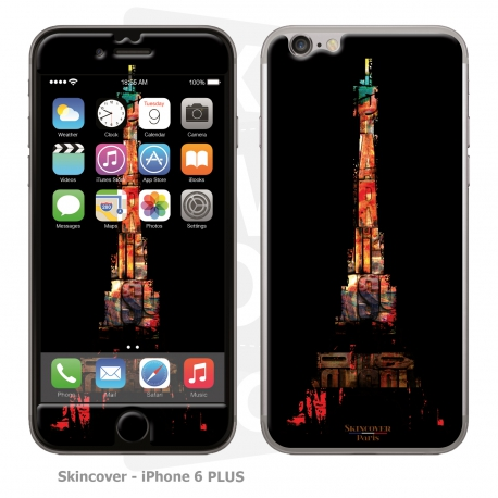Skincover® iPhone 6/6S Plus - Paris & Art By Paslier