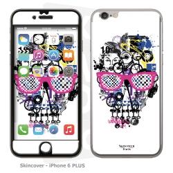 Skincover® iPhone 6/6S Plus - Skull & Art