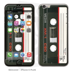Skincover® iPhone 6/6S Plus - Tape 80'