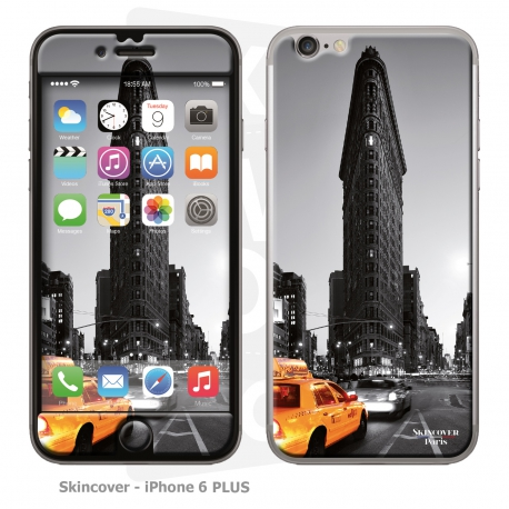 Skincover® iPhone 6/6S Plus - Taxi NYC