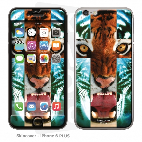 Skincover® iPhone 6/6S Plus - Tiger Cross