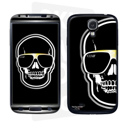 Skincover® Galaxy S4  - Skull By CLVII