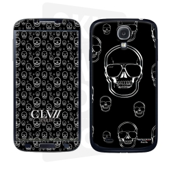 Skincover® Galaxy S4  - Skull Rain By CLVII