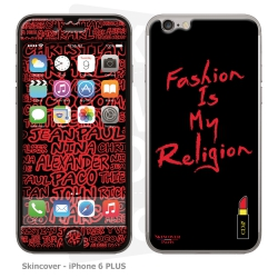 Skincover® iPhone 6 PLUS - Fashion is my religion By CLVII