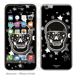 Skincover® iPhone 6 PLUS - Star Skull By CLVII
