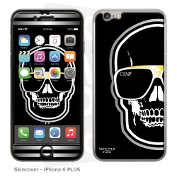 Skincover® iPhone 6 PLUS - Skull By CLVII