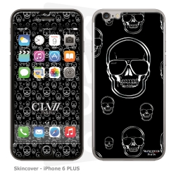Skincover® iPhone 6 PLUS - Skull Rain By CLVII
