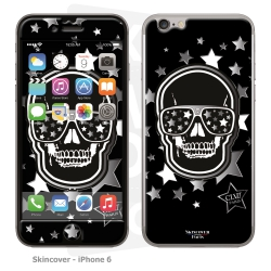 Skincover® iPhone 6 - Star Skull By CLVII