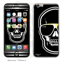 Skincover® iPhone 6 - Skull By CLVII
