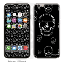 Skincover® iPhone 6 - Skull Rain By CLVII