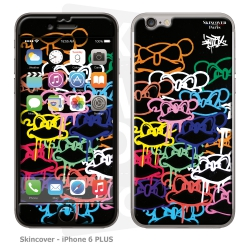 Skincover® iPhone 6/6S Plus - Mad Invasion by Intox
