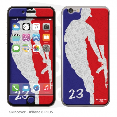 Skincover® IPhone 6 PLUS - NB 23 by Wallaceblood