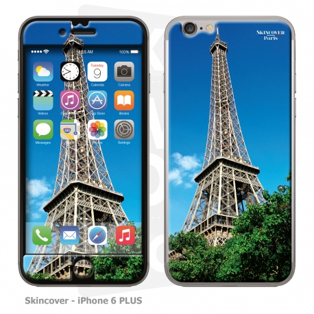 Skincover® IPhone 6 PLUS - Paris City 1