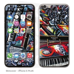 Skincover® iPhone 6/6S Plus - Street Synphonie