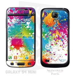 Skincover® Galaxy S4 Mini - Abstr'Art