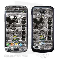 Skincover® Galaxy S4 Mini - Art Killer