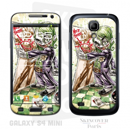 Skincover® Galaxy S4 Mini - Baby Jocker