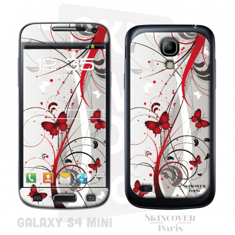 Skincover® Galaxy S4 Mini - Butterfly