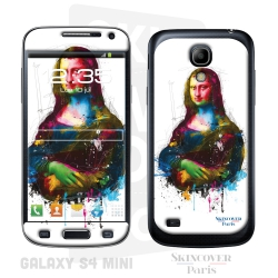 Skincover® Galaxy S4 Mini - Da Vinci Pop By P.Murciano