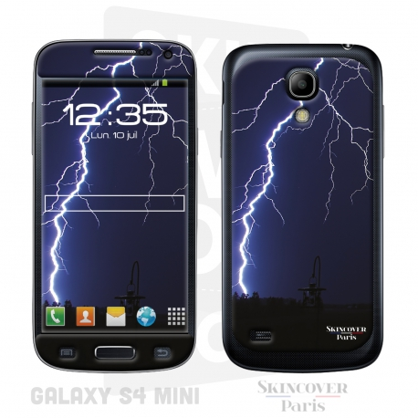 Skincover® Galaxy S4 Mini - Lightning