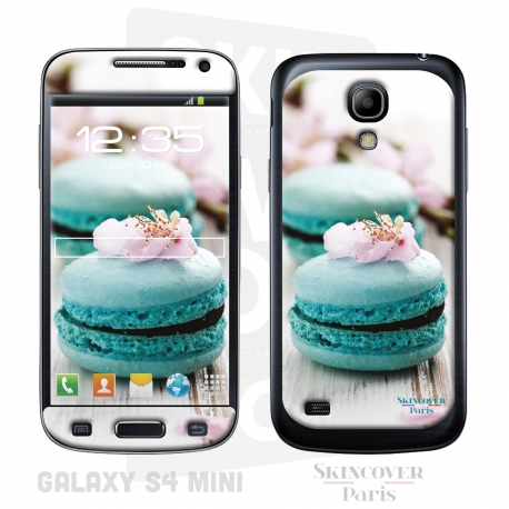 Skincover® Galaxy S4 Mini - Macaron Flowers