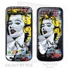 Skincover® Galaxy S4 Mini - Marilyn By Paslier