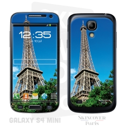 Skincover® Galaxy S4 Mini - Paris City