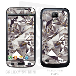 Skincover® Galaxy S4 Mini - Polygon