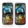Skincover® Galaxy S4 Mini - Street Color