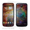 Skincover® Galaxy S4 Mini - Wave Colors