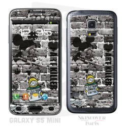Skincover® Galaxy S5 Mini - Art Killer