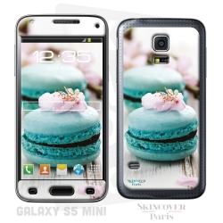 Skincover® Galaxy S5 Mini - Macarons