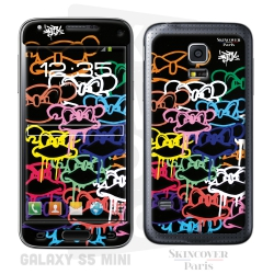 Skincover® Galaxy S5 Mini - Mad Invasion