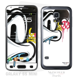 Skincover® Galaxy S5 Mini - Mad Vendetta