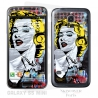 Skincover® Galaxy S5 Mini - Marilyn By Paslier