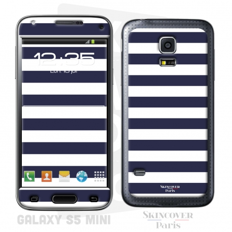 Skincover® Galaxy S5 Mini - Mariniere