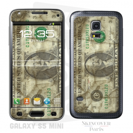 Skincover® Galaxy S5 Mini - One Dolls