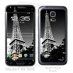 Skincover® Galaxy S5 Mini - Paris City 2