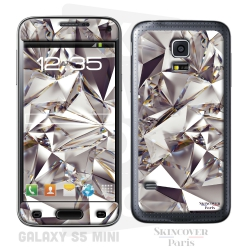 Skincover® Galaxy S5 Mini - Polygon