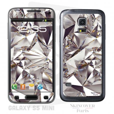 Skincover® Galaxy S5 Mini - Polygon