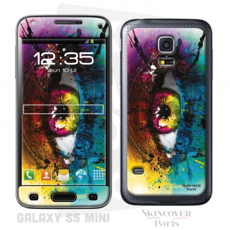 Skincover® Galaxy S5 Mini - Requiem By P.Murciano