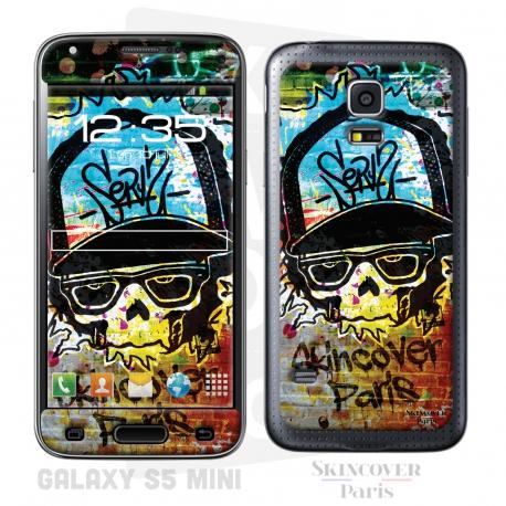 Skincover® Galaxy S5 Mini - Street Color