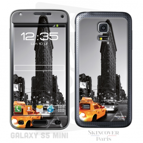 Skincover® Galaxy S5 Mini - Taxy NYC By Paslier